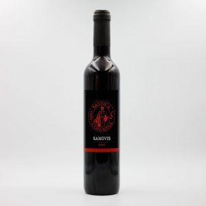 Sanguis Baetica Columela Vino Tinto de Rosas Arqueogastronomía