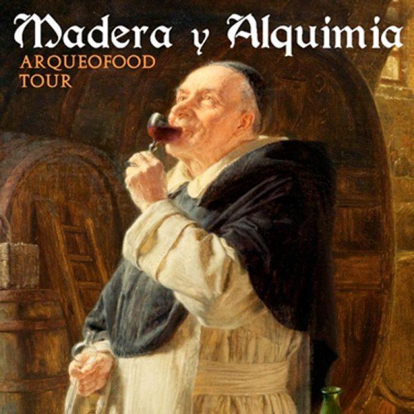Madera y Alquimia Arqueogastronomía 01