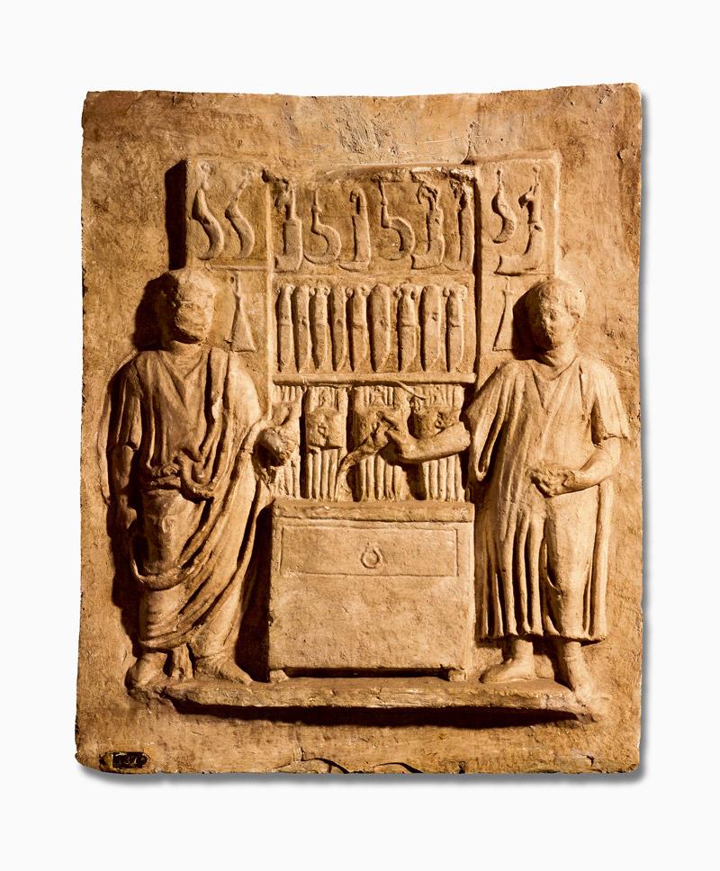 la cocina romana Arqueogastronomía Vino Romano