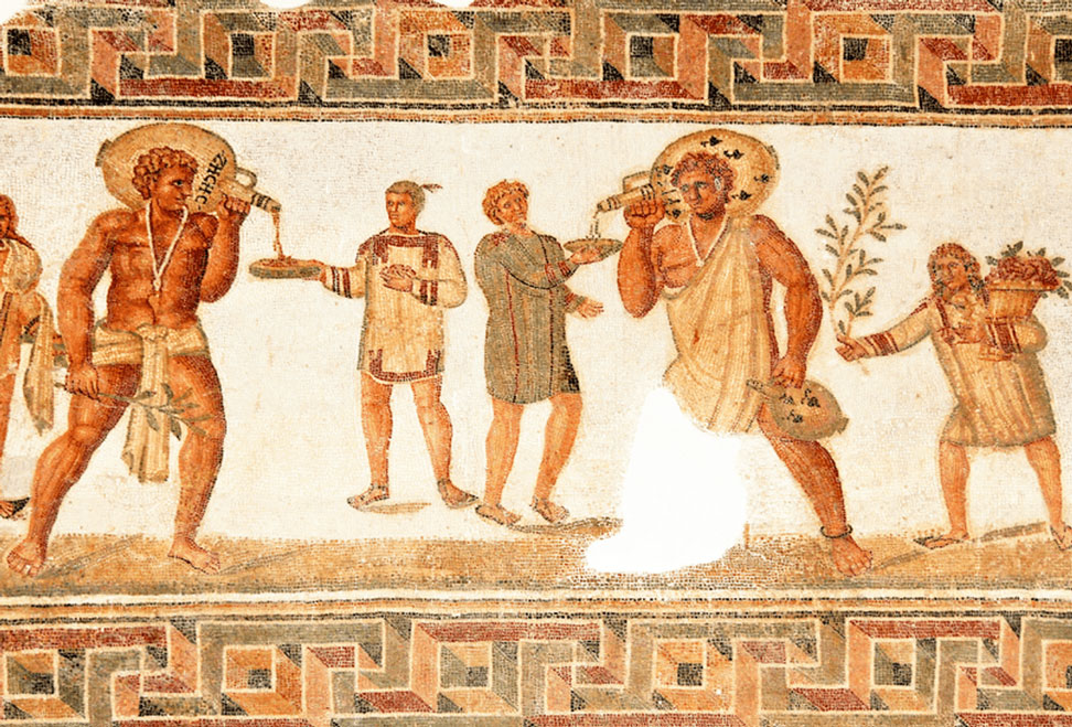 La enología en el mundo romano Arqueogastronomía