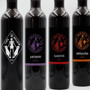 Baetica Columela Vinos Pack 4 botellas