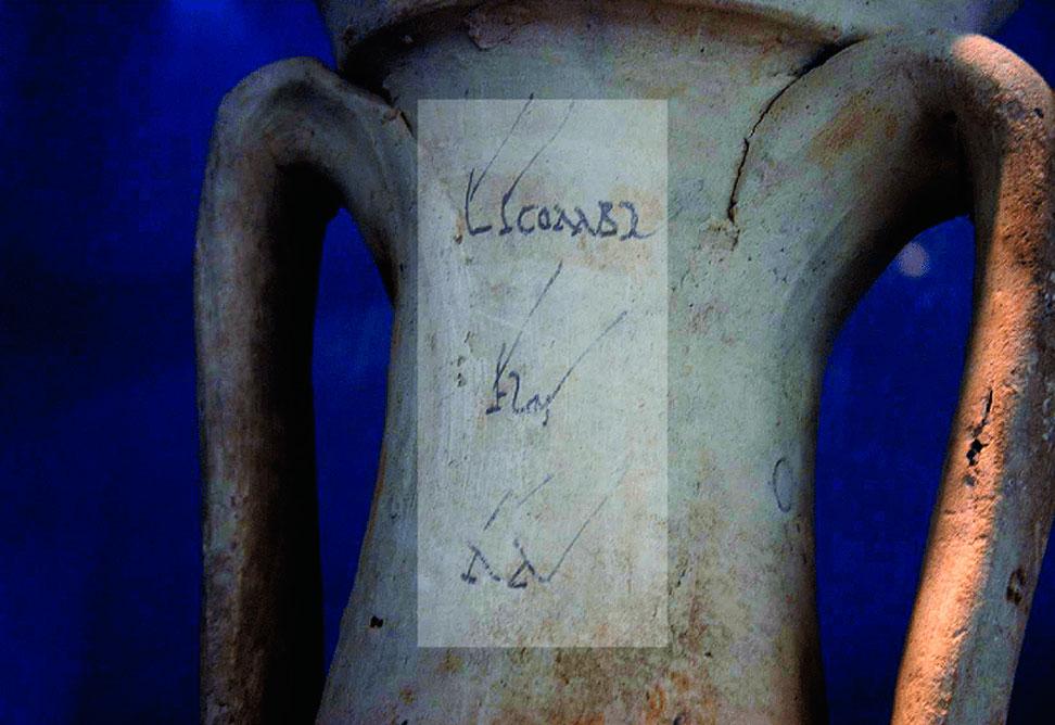Caballa con babetas al Oenogarum Receta Arqueogastronomía Flor de Garum Paladio
