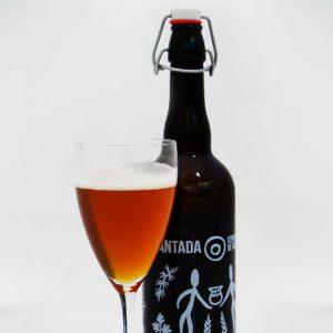 Encantada Cerveza Artesana Neolítica Arqueogastronomía 75cl