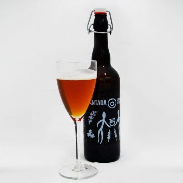 Encantada Cerveza Artesana Neolítica Arqueogastronomía Tienda 75cl