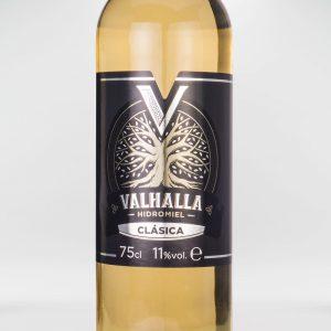 valhalla hidromiel clásica 75cl