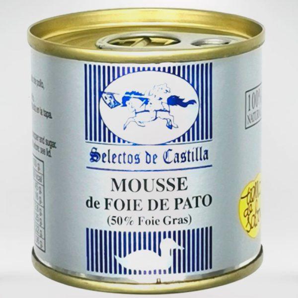 Mousse de Foie Selectos de Castilla Arqueogastronomia Tienda