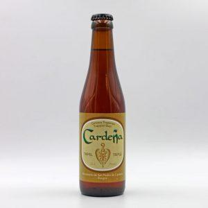 Cardeña Cerveza Trapense Triple Arqueogastronomía Monasterio San Pedro de Cardeña Burgos España