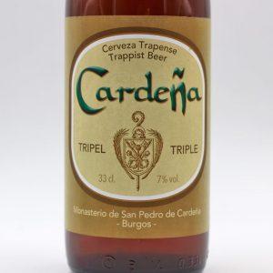 Cardeña Cerveza Trapense Triple Arqueogastronomía Monasterio San Pedro de Cardeña Burgos
