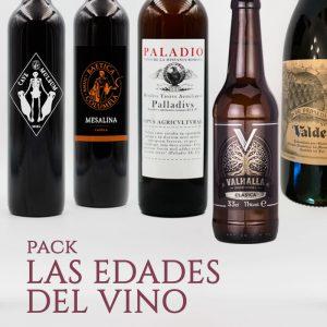 Pack Las Edades del Vino Arqueogastronomía 02