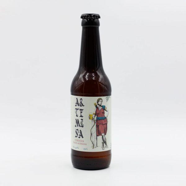 Artemisa Cerveza Íbero Romana Artesana arqueogastronomía Cata de Cervezas Ceres Pack Arqueogastronomía Cerveza Artesana Hidro Miel